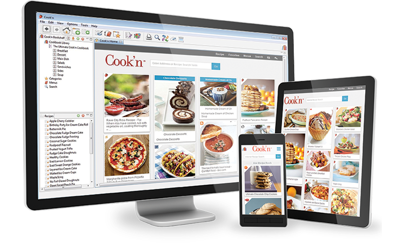Cookery & Recipe Software