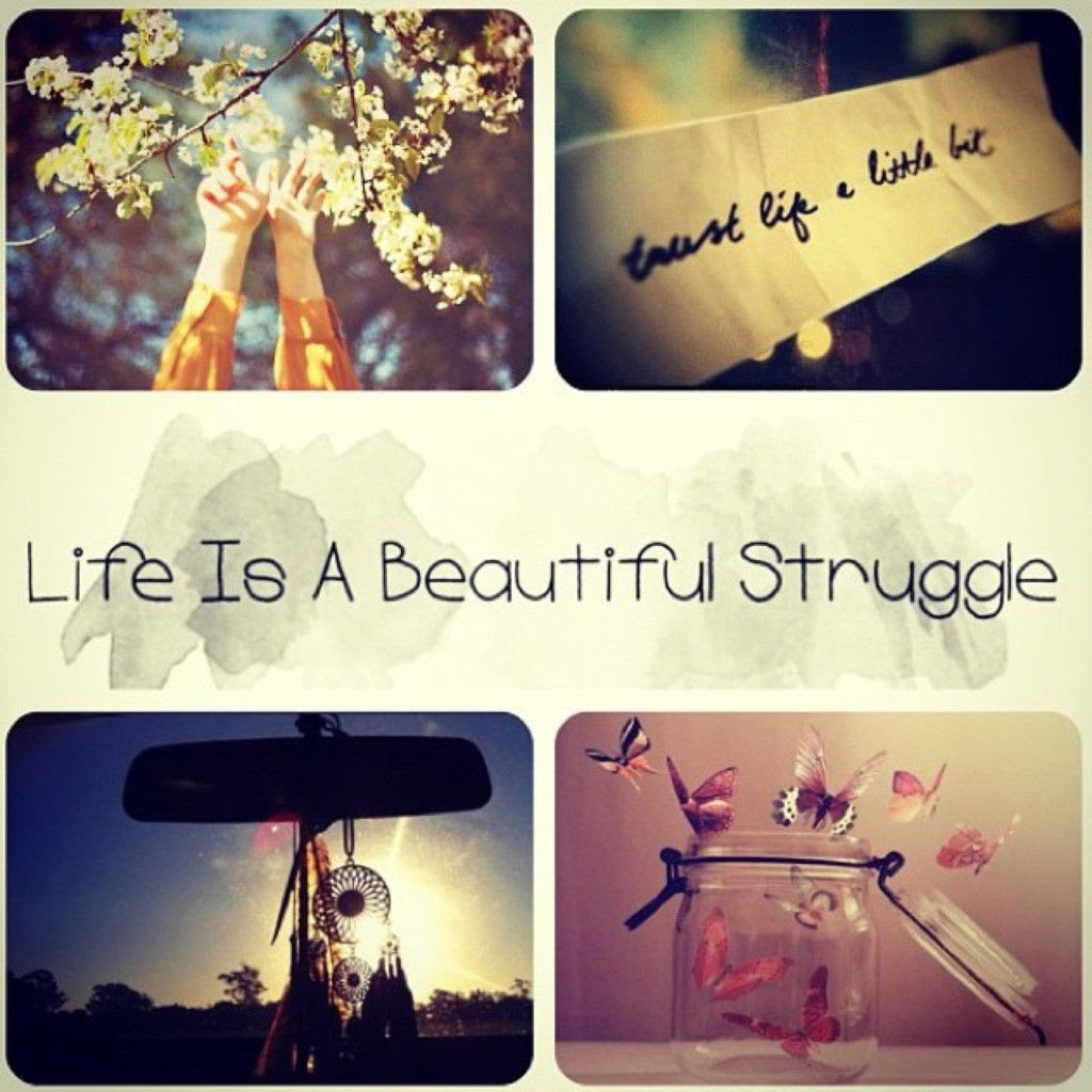 Life Is A Beautiful Struggle Pictures Photos And Images For
