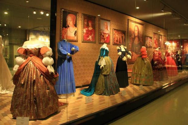 Museu da Moda, em Canela, apresenta a evolução da vestimenta ao longo dos séculos Cleiton Thiele, especial /