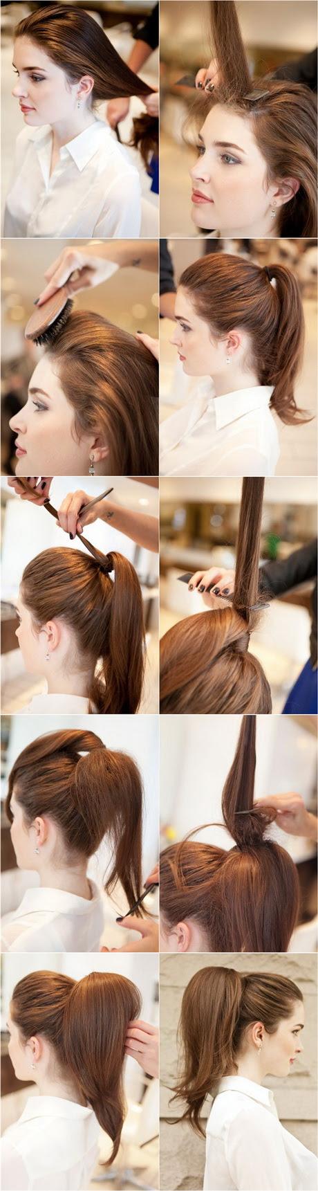 Coole Frisuren Zum Selbermachen Mit Anleitung