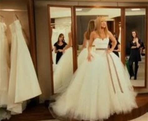 Kate Hudson's dress from Bride Wars   Vera Wang