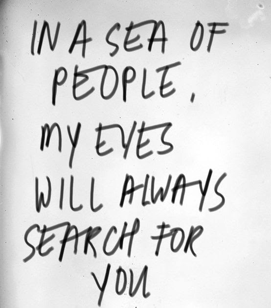 Sea Of Eyes Quote For The Love Of My Life My Husband My Lover