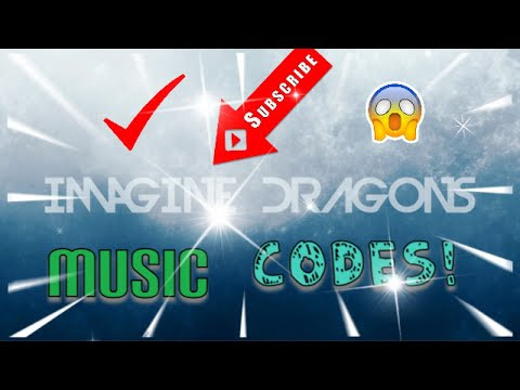Believer Id Code For Roblox How To Get Free Robux In Games Imagine Dragons Believer Music Code For Roblox