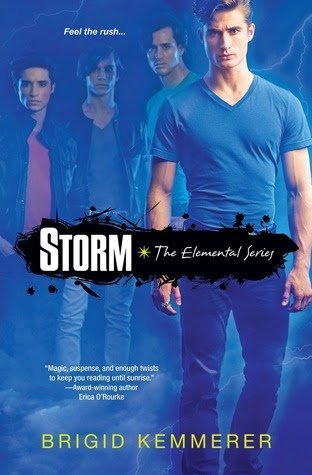 Chris and the bros from Storm
