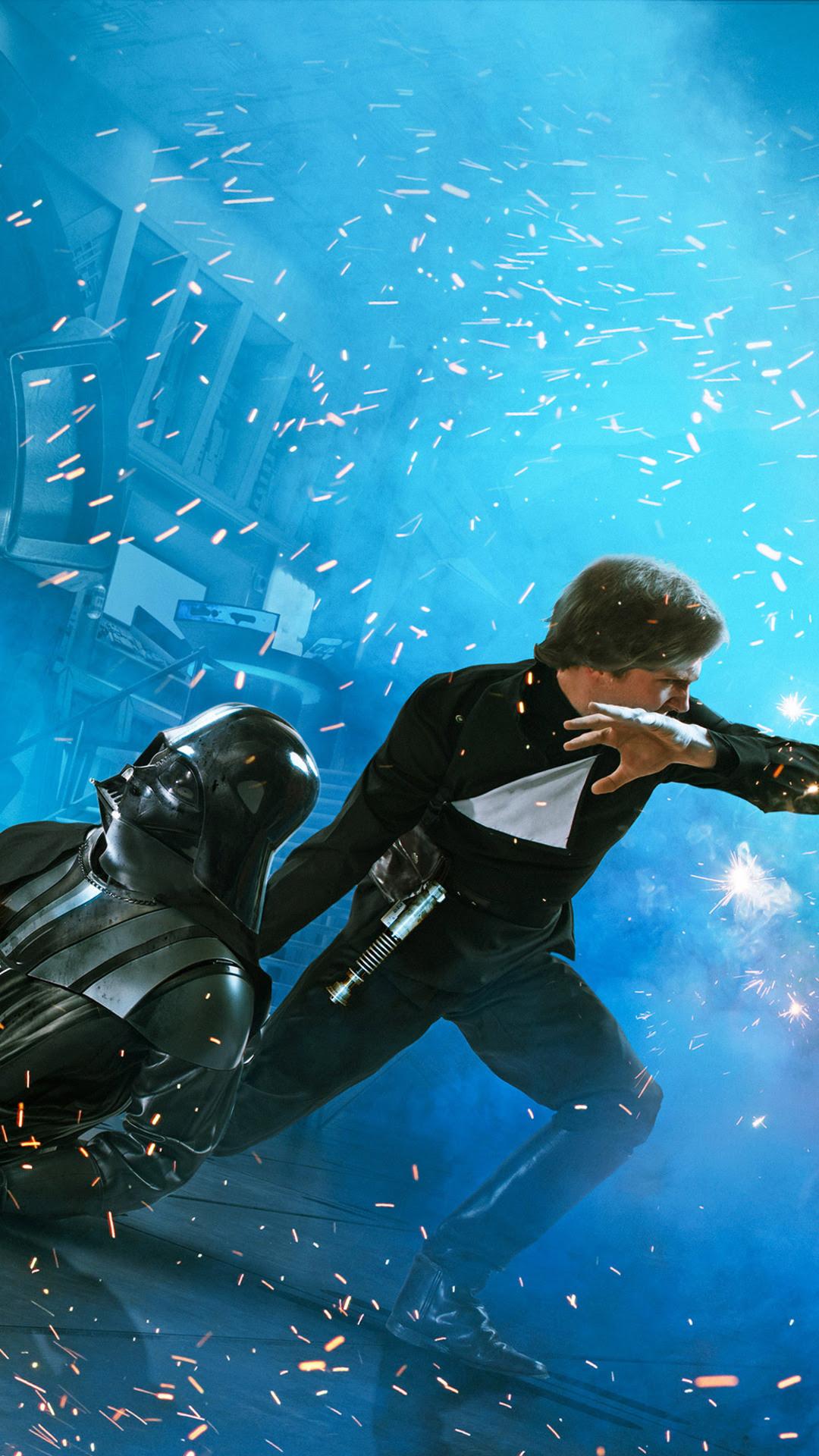 1080x1920 Star Wars Episode VI Return Of The Jedi Iphone 7 ...
