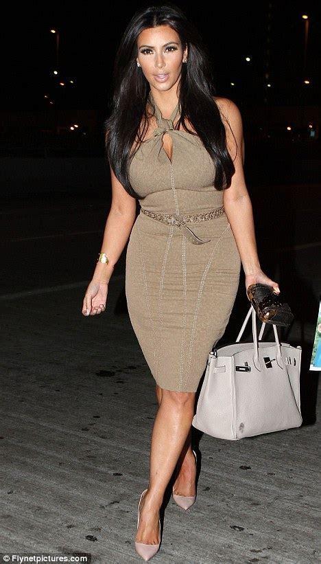Dancing With The Stars 2011: Kim Kardashian slips into