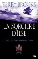 livres-la-sorciere-d-ilse, le voyage du Jerle shannara 1