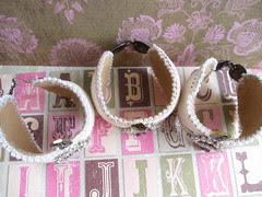 Baseball Cuffs: Custom Order! 4