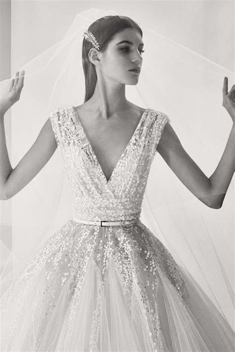 Elie Saab Bridal 2017 Fall / Winter Wedding Dresses