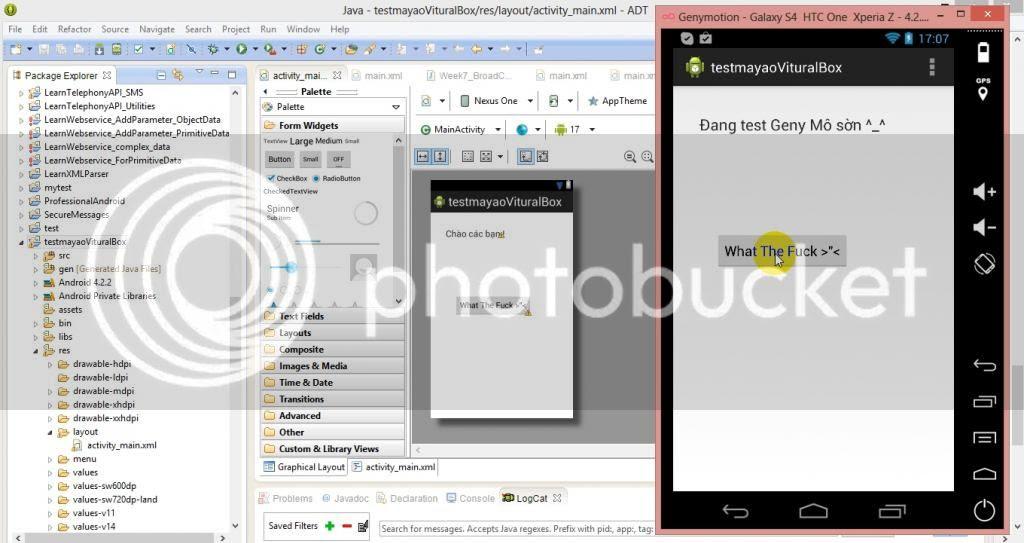 577 Hướng dẫn giả lập Android trên máy tính   Chơi game Android trên PC