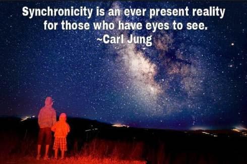 Synchonicity quote Carl Gustav Jung 3 490x326 'Synchroniciteit – Hoe werkt dat?'