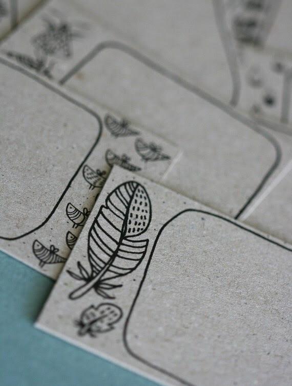 Mini Note Cards - Natural Curiosity
