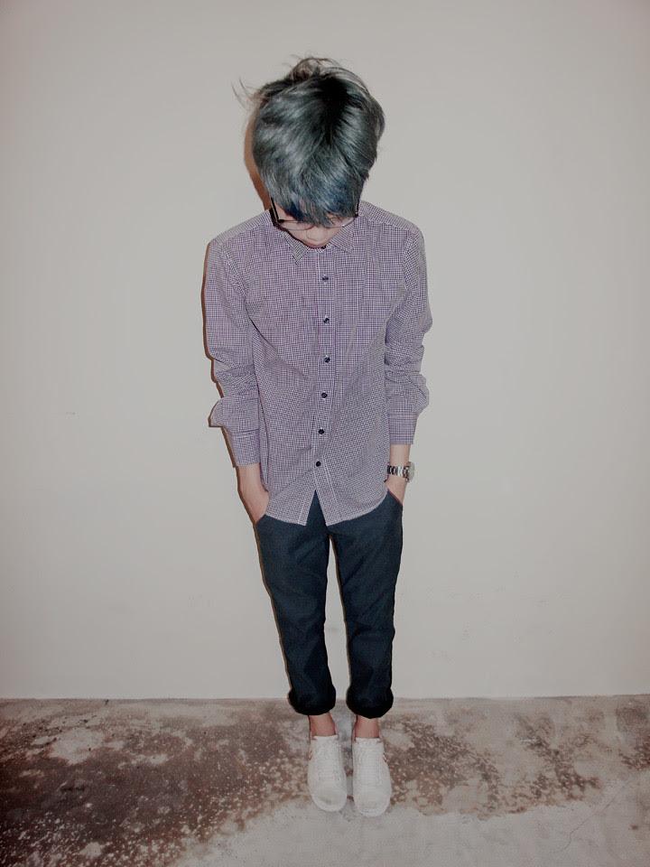 typicalben hair photoshoot