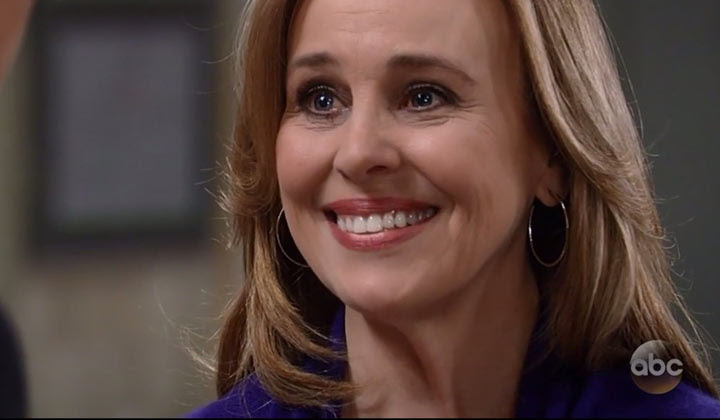 Genie Francis heading back to 'General Hospital'