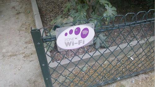 Wifi gratis en Madrid