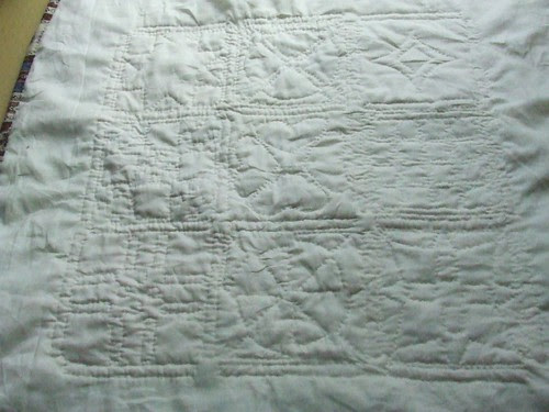 Back of the Doll Quilt
