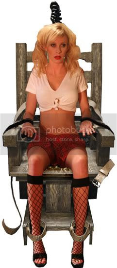 electric chair photo: electric chair electricchair.jpg