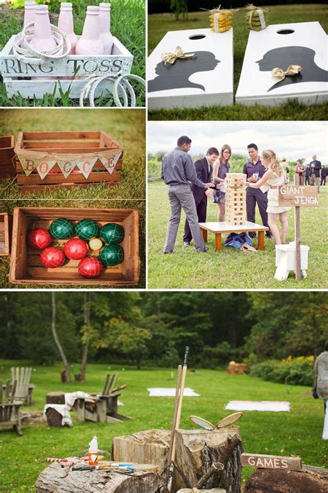 images  lawn games  pinterest wedding