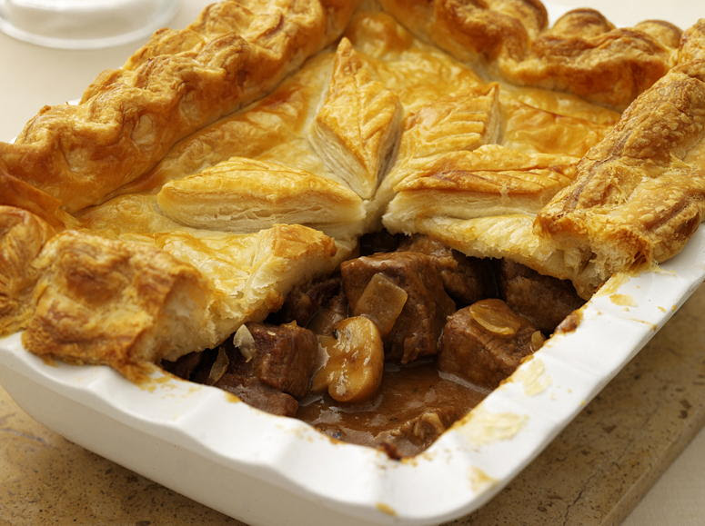 Steak and Ale Pie | Cookstr.com