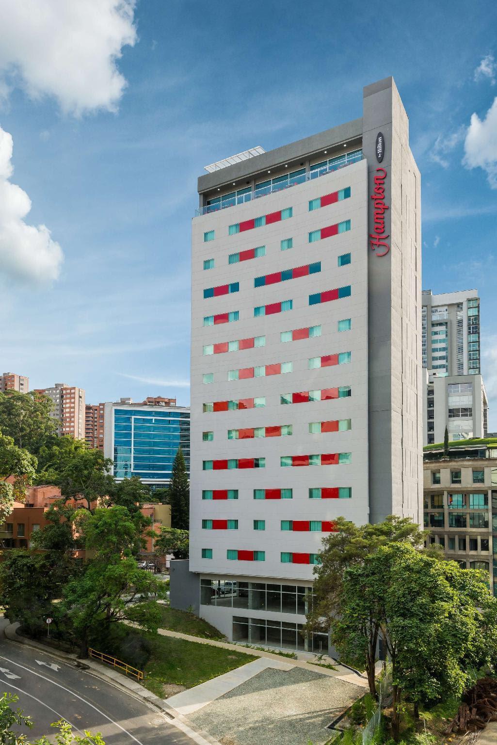 Hampton Inn Medellin Colombia Reviews