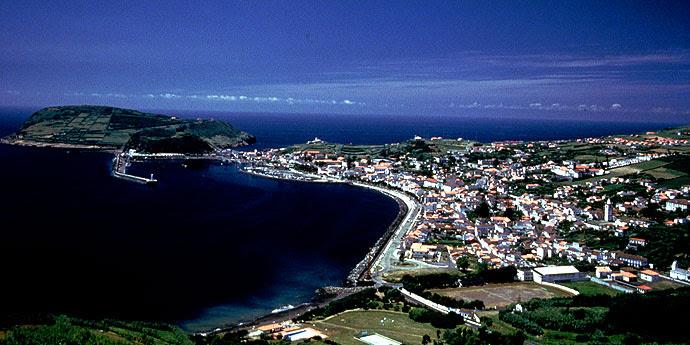 Faehrhafen Horta Faial