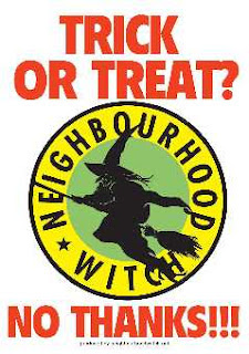 Trick or Treat - No Thanks poster