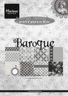 Paper bloc Baroque