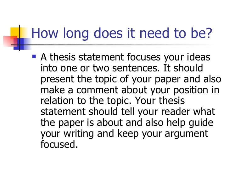 Thesis ideas for management