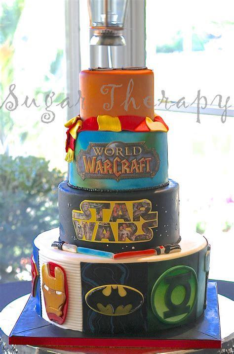 Star Wars, World Of Warcraft, Harry Potter, Comic Book