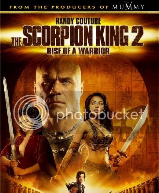 Michael copon scorpion king 2