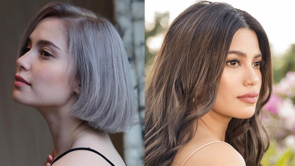 Ash Gray Hair Colors To Try