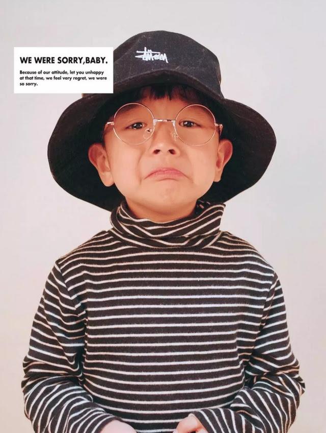 """"""" Há hốc"""" trước nhóc 4 tuổi diện """"xuất thần"""" nhờ áo quần của bố - 9"""