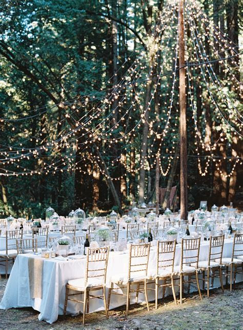 11 Must Have Decor Accents For a Backyard Wedding   Austin