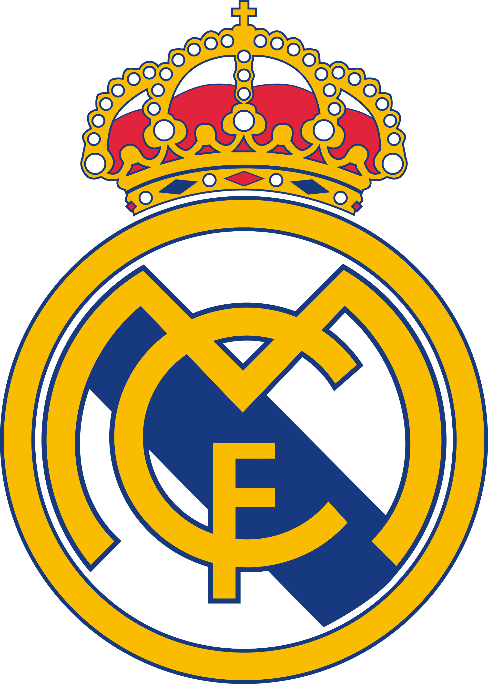 Download Wallpaper Logo Real Madrid Terkeren