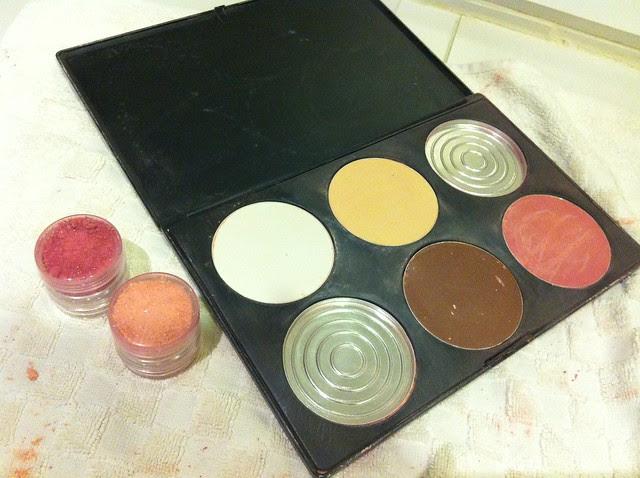 saved palette