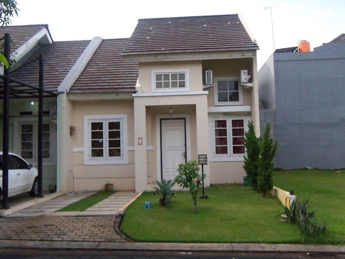 Desain Rumah Minimalis 5x12 2 Lantai   Ide Rumah Minimalis