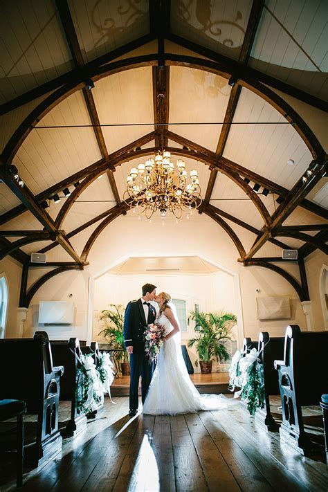 A Glamorous Fall Wedding at the Tybee Island Chapel in