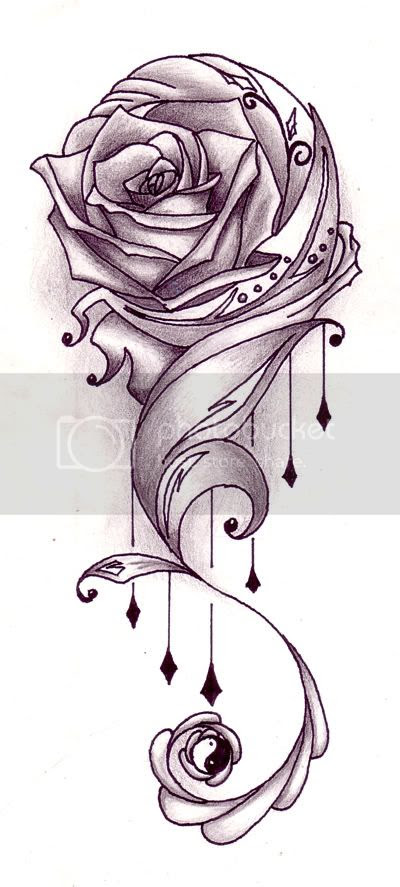 Tattoos Designs Rose Tattoo Design Choose Free