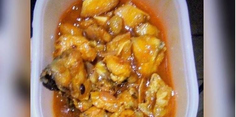 Resep Ayam Saos Padang Oleh Z'Kitchen