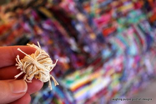 Tea Bag String Collection