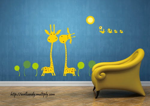 wall candy stickers