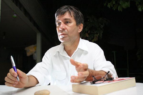 Robério Paulino será candidato ao Governo do Estado