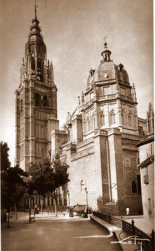 Catedral de Toledo, España, por Loty
