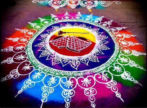 Rangoli Designs for Ganesh Festival   Ganpati   Ganesh