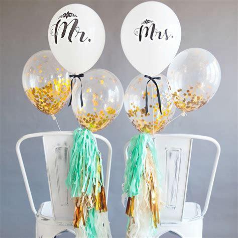31 Cheerful Wedding Balloon Ideas That Inspire   Weddingomania