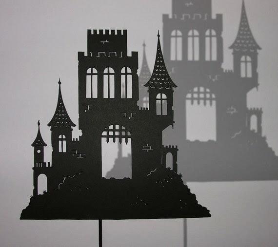 Castle / Shadow Theater Decor