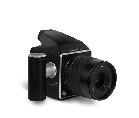Hasselblad's V1D 4116 Mirrorless Concept Camera is a