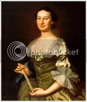 wife of Founding Father Peyton Randolph