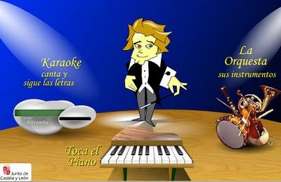 041349f38707164e5e54ed5db6d687e2 Juego para aprender música, para infantil