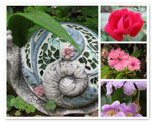Mosaic Musashi's Garden